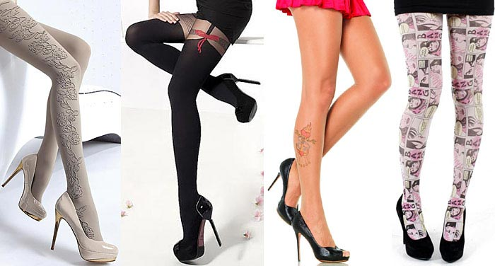 Fashion hosiery, tights and stockings