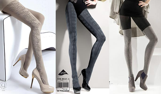 Winter Tights for 2013