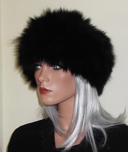 Fox Fur Headbands