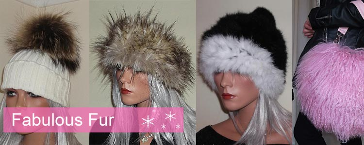 Winter 2016 fur accessories