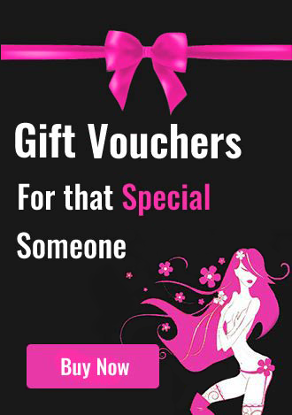 Lingerie gift vouchers for that special someone